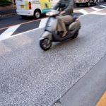 高齢者が原付バイクに乗るのは危険?